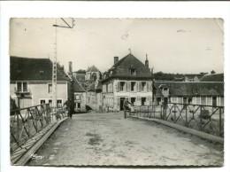 CP -MENETREOL SUR SANCERRE (18) LE PONT DU CANAL - France
