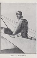 L´ Aviateur Pegoud     Scan 8282 - ....-1914: Précurseurs
