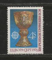 AUSTRIA, 1976, Cancelled Stamp(s), Art, MI Nr. 1516, #4121 - 1945-.... 2nd Republic