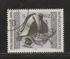 AUSTRIA, 1976, Cancelled Stamp(s), Day Of The Stamps, MI Nr. 1536, #4124 - 1945-.... 2nd Republic