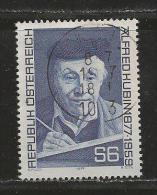 AUSTRIA, 1977, Cancelled Stamp(s), Von Kubin, MI Nr. 1543, #4126 - 1945-.... 2nd Republic