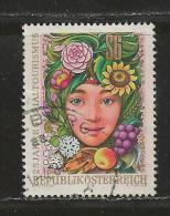 AUSTRIA, 1978, Cancelled Stamp(s), Tourism, MI Nr. 1577, #4136 - 1945-.... 2nd Republic