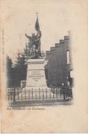 Eeklo    Het Standbeeld Van Overmeire      Scan 8292 - Eeklo