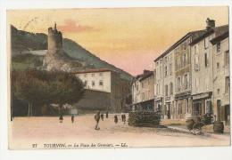 07 Tournon. La Place Des Graviers (11118) - Tournon