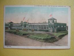 Anniston. Le Camp De La Garde Nationale Mac Clellan. - Etats-Unis