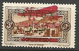 GRAND LIBAN PA YVERT N� 33 / MAURY  N� 30A NEUF** LUXE Sign� CALVES RR