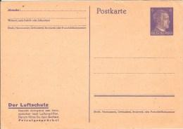 WW2-79 - EP 6 Pf Type Hitler Avec Publicité - Allemagne