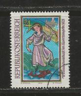 AUSTRIA, 1978, Cancelled Stamp(s), Maxcimillian I, MI Nr. 1584, #4138 - 1945-.... 2nd Republic