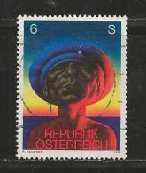 AUSTRIA, 1978, Cancelled Stamp(s), Modern Art, MI Nr. 1594, #4144 - 1945-.... 2nd Republic