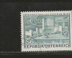 AUSTRIA, 1979, Cancelled Stamp(s), Wien Donau Park, MI Nr. 1617, #4146 - 1945-.... 2nd Republic