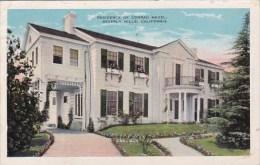 Residence Of Conrad Nagel Beverly Hills California 1930