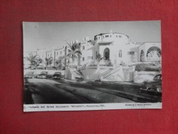 > Mexico  Veracruz Hotel Balneario  Mocambo   ref 1513