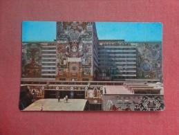 > Mexico  mexico City Communicatios Building   ref 1513