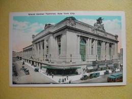Le Terminal Du Grand Central. - Grand Central Terminal