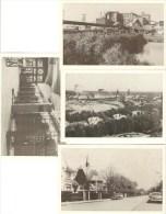 Waterschei : Koolmijn --  Stalenstraat  --  Lampezaal Mijn   ----- 4 Kaarten - Genk