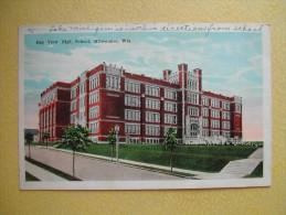 L'Ecole Supérieure De Bay View. - Milwaukee