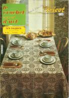 Le Crochet Et Le Tricot D'art 63 Les Nappes Au Crochet - Art