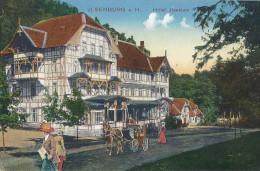 Ilsenburg A.Harz.  - Hotel Ilsestein - Ilsenburg