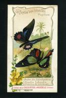 Chocolaterie Aiguebelle - Papillons - Lépidoptères -  - 10 089 - Aiguebelle