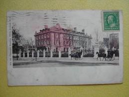 NEW YORK. New York. La Résidence D'Andrew Carnegie. - Manhattan