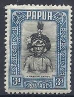 140015328  PAPUA  YVERT  Nº  85  */MH - Papua-Neuguinea