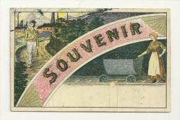Souvenir. Charbonnages. V.P.F. D�pos�