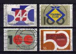 Belgium - 1995 - Anniversaries - Used - Oblitérés
