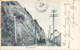 CANADA - CAPE DIAMOND 1906 - Quebec