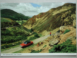 Toyota Crown Coupé, The Sychnant Pass, Near Conway, Wales - Turismo