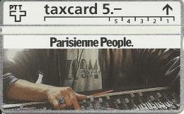 PTT:  K-93/50C 322L Parisienne People. mint