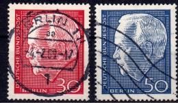 Berlin 314-315 O - Berlin (West)