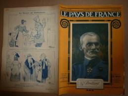 1918 LPDF:ContrTorp OBUSIER;Rus-Jap;SILLERY;Tabora,Mahengé;CONGO ;Vaillants Belges;KASSONGO;Raid GOTHAS;Phot All VERDUN - Revues & Journaux