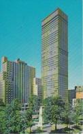 PC Montreal - Dominion Square Park - 1968 (8751) - Montreal