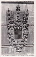 PC Tomar - Convento De Cristo - Janela Da Casa Do Capitule (8755) - Santarem
