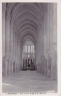 PC Alcobaca - Nave Central Da Igreja Do Mosteiro (8760) - Leiria