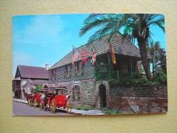 La Plus Vieille Maison Fin 1500. - St Augustine
