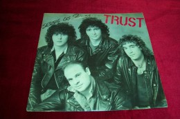 TRUST  °°  SERRE LES POINGS - Hard Rock & Metal