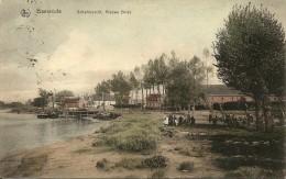 BAESRODE / BAASRODE - Scheldezicht - De Nieuwe Briel - mooie kleurkaart / animatie - Uitg. Merckx - 1909 - rare - TOP