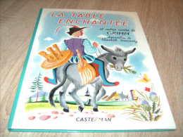 Elisabeth Ivanovsky : La Table Enchantée Superbe - Livres, BD, Revues