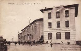 Bron - Quartier Montferrat - Les écoles - Bron