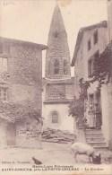 43 - SAINT-CIRGUES - Le Clocher ( Cochon ) - France
