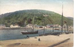 SOMERSET - MINEHEAD -  HARBOUR 1912  Som362 - Minehead