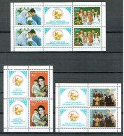 Usbekistan -  Kinder / Children 2001(**/MNH) - Kleinbogensatz - Uzbekistan