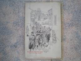 Steingrubeni Disznotori Menet,1916,Selmeczbánya - Hungary