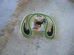Pin�s de la SPA de STRASBOURG
