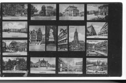 Frankfurt Am Main, Mehrbildkarte. Kleinformat - Frankfurt A. Main