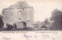 FOURON-LE-COMTE : Château D'Otegraven - Voeren