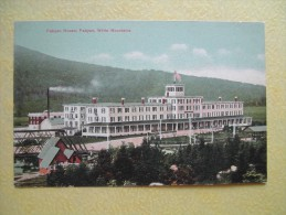 La Maison Fabian. - White Mountains