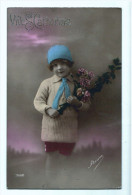 SAINTE CATHERINE , Irisa - Portraits