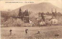 HYEVRE-PAROISSE - Vue Du Moulin - Voir état - Otros Municipios